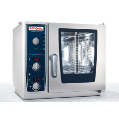 RATIONAL CombiMaster Electric Oven 6 Tray 2/3 GN (3NAC 415V) CM XS 623