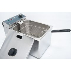 WISE Mechanical Counter-Top Electric Fryer WFT-8L