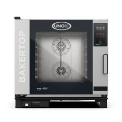 UNOX BAKERTOP Mind Maps 6 Trays 600x400 ONE Electric Combi Oven XEBC-06EU-E1RM