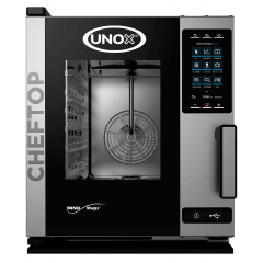 UNOX CHEFTOP Mind Maps 5 Trays GN1/1 Compact Electric Plus Combi Oven XECC-0513-EPR