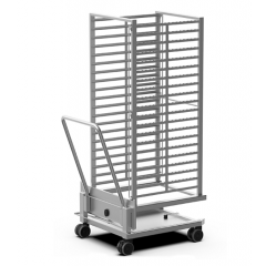 UNOX CHEFTOP Mind Maps 20 Trays GN 2/1 Trolley (For XEVL-2021-YPRS) XEVTL-2021