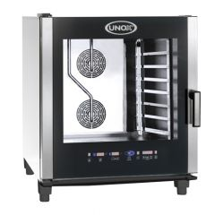 UNOX CHEFTOP Series 5E 7 Trays GN1/1 Gas Combi Oven (S5) XVC515EG
