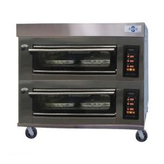 FRESH Food Oven With Pid Control Panel (Gas) YXY-40AI