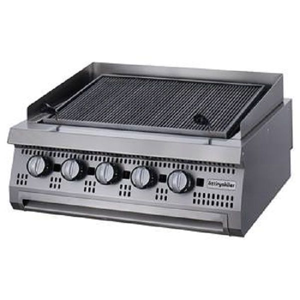OZTI Gas Countertop Charbroiler ODG-8070