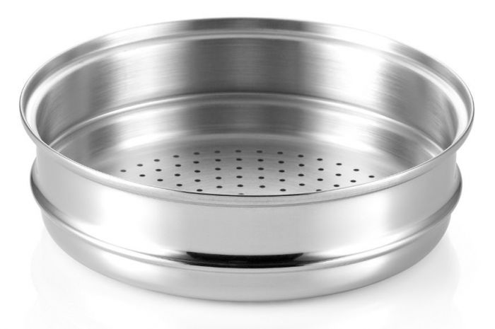 Happycall 24cm Stainless Steel Steamer 3800-1002 (SS241)