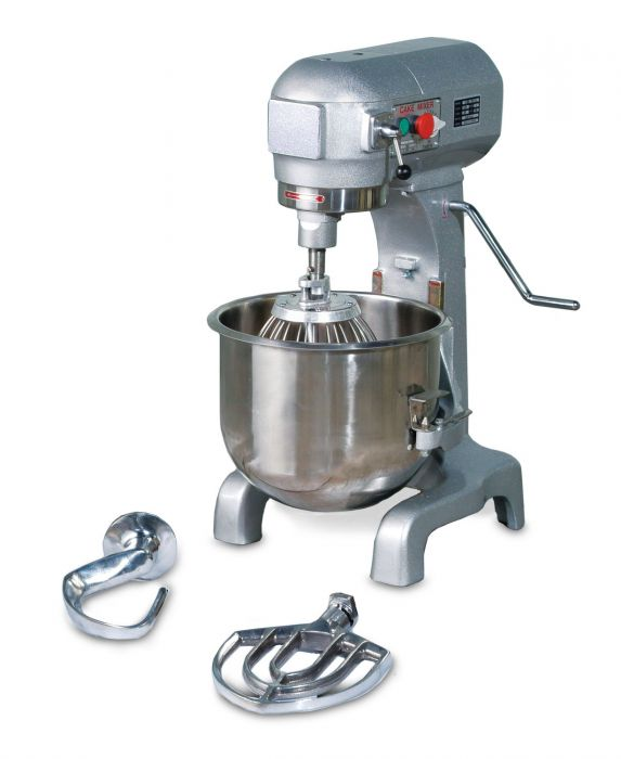MB Mixer with Bowl 20L MBE-201G