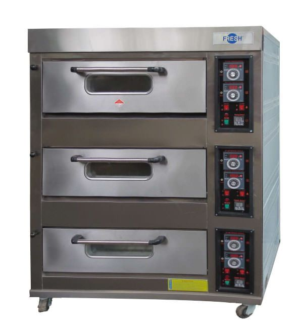FRESH Food Oven Three Layer (Gas) YXY-60ASS