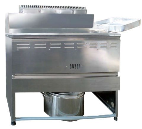 FRESH Gas Fryer MPT-36JP