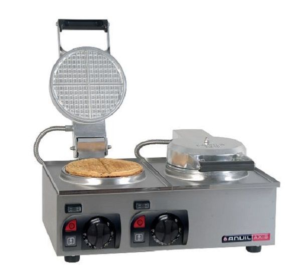 ANVIL Electric Double Waffle Baker WBA0002