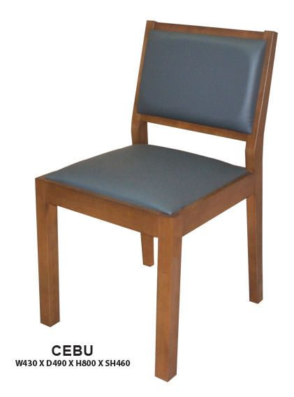 Cebu Dining Chair | Cushion Seat
