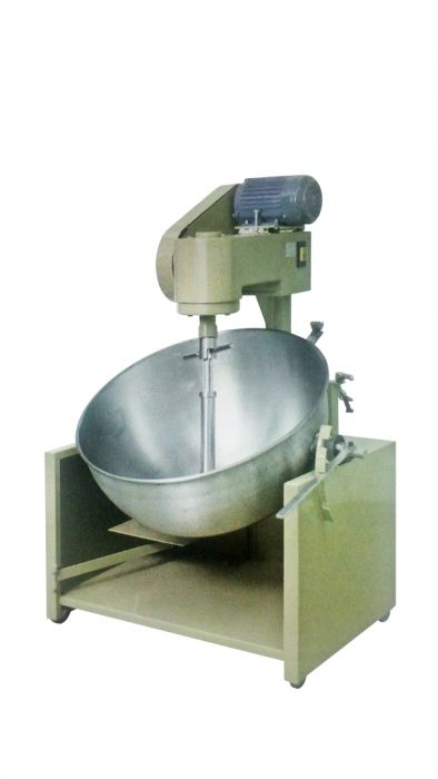 MB Directly Gas Heated Cooker Mixer 50L MBE-235S