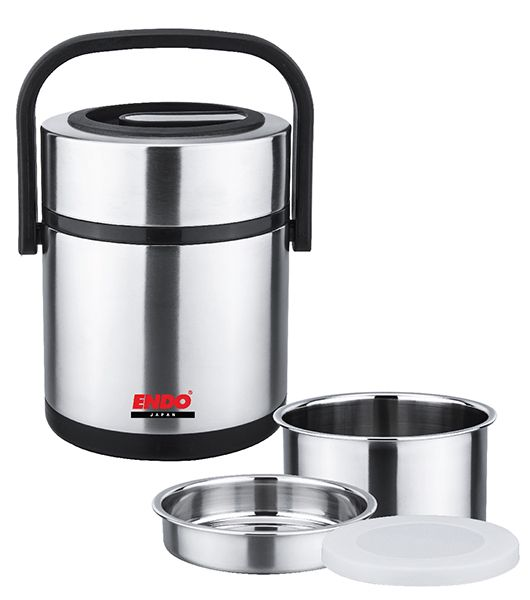 ENDO 1.5L Double Stainless Steel Thermal F/Jar  CX-4006
