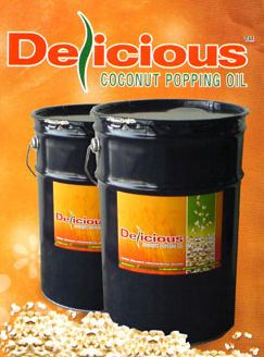 Delicious Coconut Popping Oil 22kg