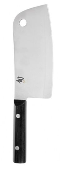 Shun Chinese Meat Cleaver Knife 7