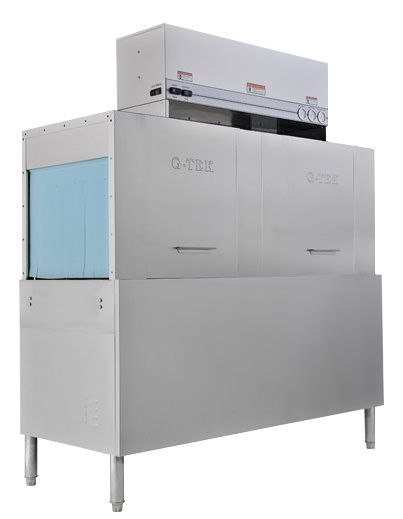 G-TEK Double Tank Conveyor Type  Dishwasher GT-CR2