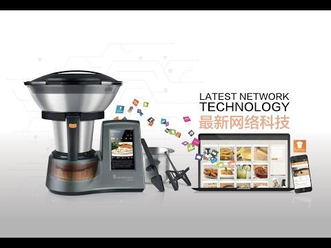 INNOCHEF TOUCH (ALL IN ONE COOKER)