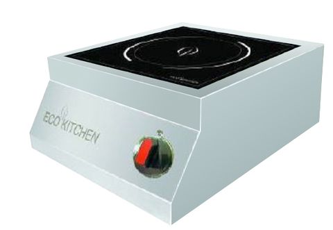 ECO KITCHEN Commercial Single Hob  Induction Pan Table Top IND-10P-3500