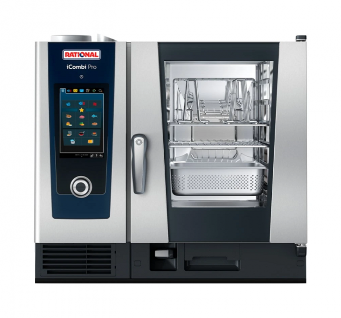 RATIONAL iCombi Pro Electric 6 Tray 1/1GN iPro 6-1/1E