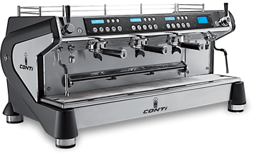 CONTI Monte Carlo Coffee Machines