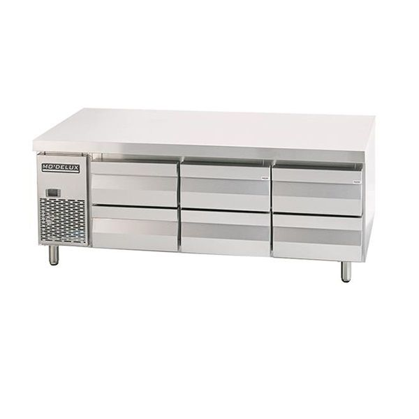 MODELUX Chef Base Chiller 1800 MBRT-6W7-1800
