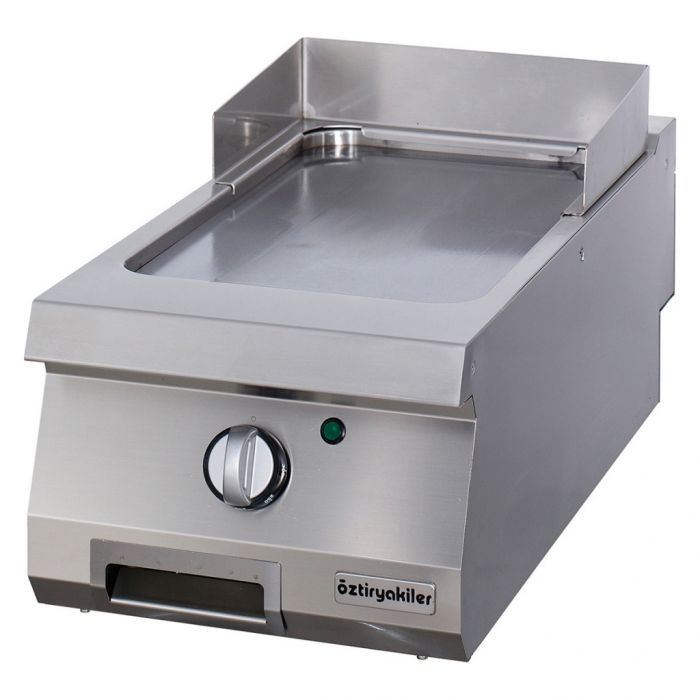 OZTI Single Electric Countertop Grill & Griddle Plate OGE-4070