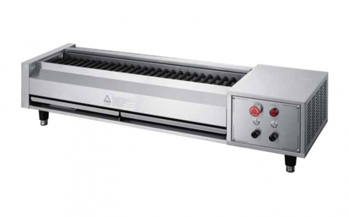 MODELUX ELECTRIC COUNTERTOP GRILL PYC-02
