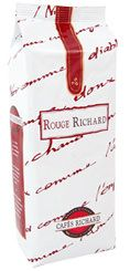 Cafes Richard Exclusive Blends ROUGE RICHARD (Coffee Bean 80% Arabica) 1KG