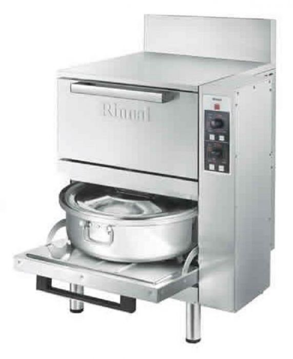 RINNAI Gas 2 Deck Rice Cooker with Safety Valve RRA-106