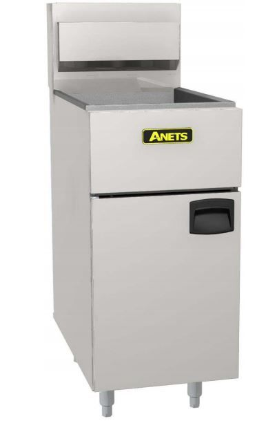 ANETS Floor Standing Gas Fryer With Cabinet SLG40