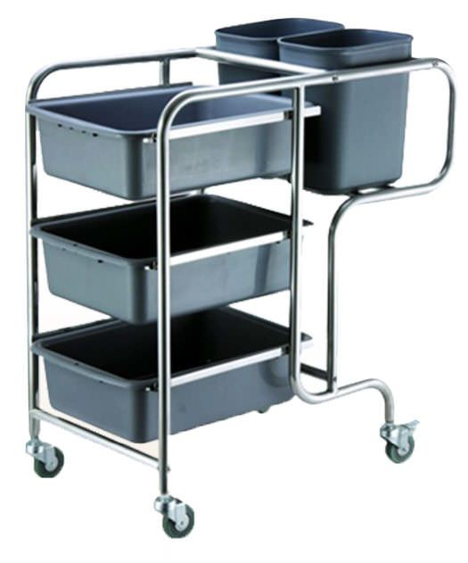 FRESH Dishes Collecting Cart FTC-5A