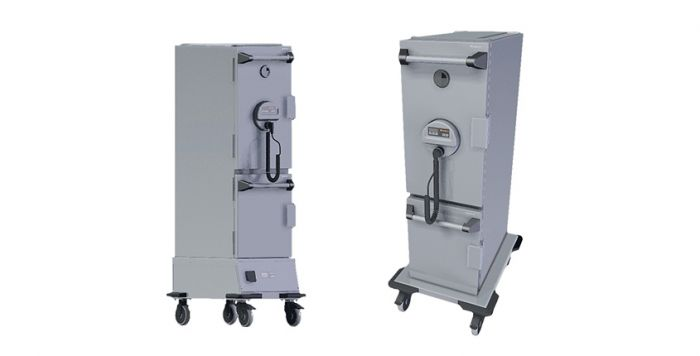 RIEBER Mobile Food Carrier hot/cold Thermoport 4.0-3000