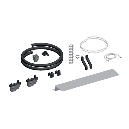 UNOX CHEFTOP S6 GN1/1 Electric Stacking kit XEVQC-0011-E